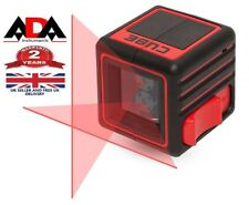 Cross Line Laser Level Self Levelling Handheld 2 years warranty ADA Cube