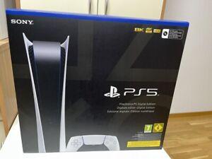 PS5 Digital Edition NEU&OVP (original versiegelt+versandbereit) Playstation Sony