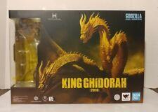 S.H.Monsterarts King Ghidorah 2019 Sealed!!