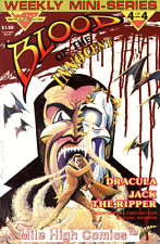 BLOOD OF THE INNOCENT #4 Very Good Comics Book