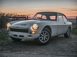 MGB GT with Overdrive