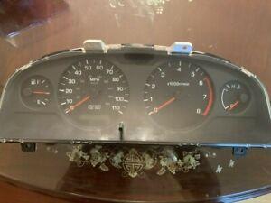 2000 Nissan Frontier Speedometer