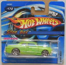 HOT WHEELS 2005 SHOE BOX #172 SHORT CARD