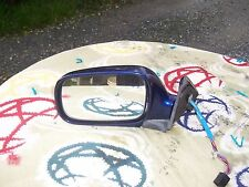Subaru Liberty Outback Legacy BH  Side Mirror Left