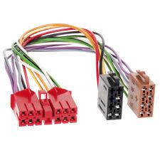 Renault R5 R19 R21 Espace Auto Radio Einbau Adapter Kabel auf ISO Stecker