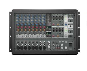 Behringer PMP1680S Europower Class-D FX All-in-One 1600W XLR 10CH 3Band EQ FBQ