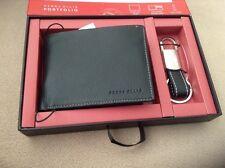 Perry Ellis Portafolio Men Color Black Display Case,Passcase,Key Fob $45.00