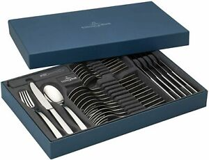 Villeroy & Boch Cutlery Set Tableware Kitchenware Stainless Louis 24 Piece