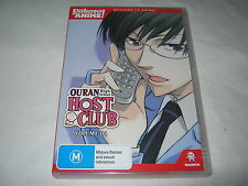 Ouran High School Host Club - Volume 4 - VGC - R4 - DVD