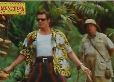 ACE VENTURA - When Nature Calls - french Lobby Cards Set - Jim Carrey