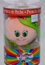 "NEW-WHIFFER SNIFFERS-""GEORGIA"" JUICY PEACH SCENTED-BACKPACK/ PURSE/ KEY CLIP"