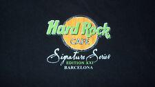 BRUCE SPRINGSTEEN Hard Rock Cafe Signature Series T-Shirt Medium XXI Barcelona