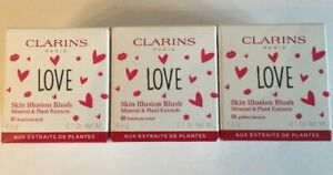 Clarins Skin Illusion Blush 4.5g ... Choose Shade .. Free Post ..