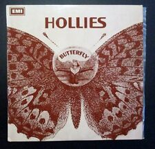 THE HOLLIES - BUTTERFLY - VERY RARE  MONO AUSSIE 1967 LP - PSYCH