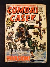 Combat Casey #23 (August 1955, Atlas) Golden Age Comic Book