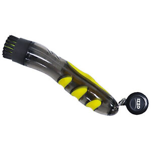 Izzo Aqua Footwear Brush Club Cleaning Shoe Boot Cleaning Refillable Water Soap