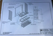 Royston Metal Wire Rack Shelf 24x22 shelving display merchandise