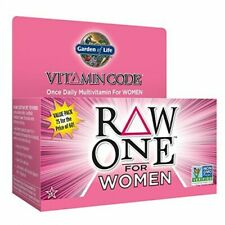 Raw One for Women 30 Count