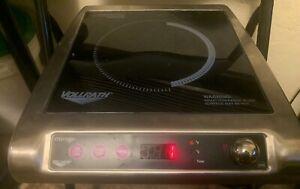 Vollrath 59500P Mirage Pro Countertop Induction Cooker 120-V 1800-Watts NICE