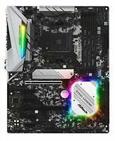 ASRock AMD Ryzen AM4 corresponding B450 chipset ATX Motherboard Steel Legend