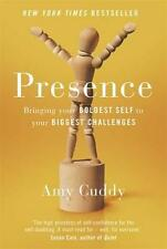 NEW Presence by Amy Cuddy BOOK (Paperback) Free P&H
