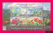 KYRGYZSTAN 2016 Nature Flora Plants Mountain Flowers Insects Butterfly Dragonfly
