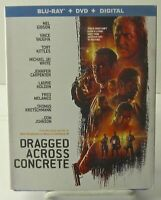 Dragged Across Concrete (Lionsgate Apr 2019) Blu-ray/DVD/Dig