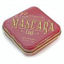 Besame Cosmetics Black Cake Mascara eyelashes eyebrows eyeliner includes brush