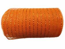 Net Mesh Ribbon 7 AUTUMN TONES 36-37mmWide 5 /&other length GreenTara Choice LRD4