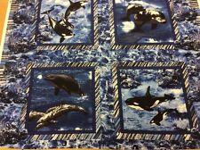 Fabri-Quilt - Ocean Adventure - Panel - 100% Cotton - 112cm x 90cm approx.