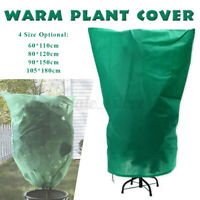 Green Plant Warming Cover Tree Shrub Frost Protection Bag Yard Garden Park US