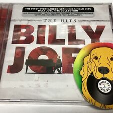Billy Joel - The Hits Cd New Mint Sealed Rare Rock Pop 2010 Sony Music
