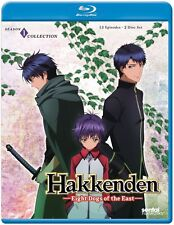 Hakkenden: Eight Dogs of the East Season 1 Collection BLURAY (814131011855)