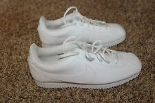 Nike Cortez  GS Shoes Boys Girls NIB White Size 4 Y Youth $60 749502 100 ..,-