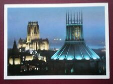 Liverpool Posted Printed Collectable Lancashire Postcards