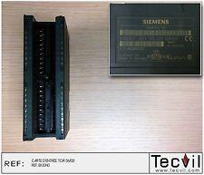Carte d'entrée Simatic S7 6ES7 321-1BL00-0AA0 SIEMENS | Digital Input SPS PLC