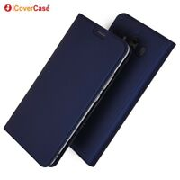 Magnetic PU Leather Flip Case Shockproof Card Cover for Huawei Mate 10 Pro