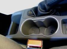 D Ford Focus MK2 Chrom Rahmen für Getränkehalter - Edelstahl poliert  Focus MK 2