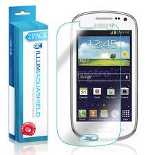 2x iLLumi AquaShield Screen Protector for Samsung Galaxy Exhibit / Galaxy Ace II