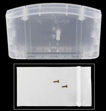 Nintendo 64 Game Cartridge Shell/Case [Clear]
