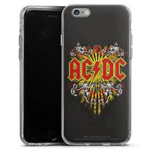 Apple iPhone 6 Silikon Hülle Case - ACDC Danger