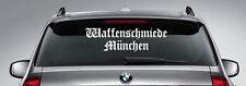 Aufkleber Waffenschmiede München ca. 40 cm