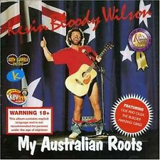 KEVIN BLOODY WILSON My Australian Roots CD BRAND NEW Australian Comedy