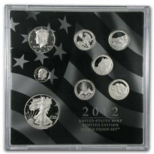 2012 Limited Edition Silver Proof Set - SKU #75682