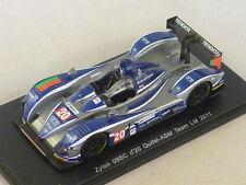 Spark S2532 - ZYTEK 09SC Quifel - ASM Team n° 20 Le Mans 2011 1/43
