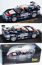 IXO LMM063 Chevrolet Corvette C5-R, Le Mans 2003, Fellows / O'Connell / Freon