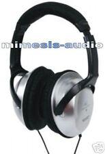 HQ HI FI HEADPHONES IPOD ECOUTEURS NEUF / NIEUW MP3 DJ