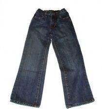 Old Navy Boys Boot Fit Dark Washed Denim Jeans 12 Slim