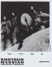Shot Gun Messiah- Second Coming- Promotional Music Memorabilia