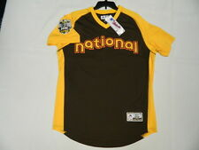 2a858750981 MAJESTIC AUTHENTIC 44 LG NATIONAL LEAGUE DANIEL MURPHY COOL BASE ALL STAR  Jersey
